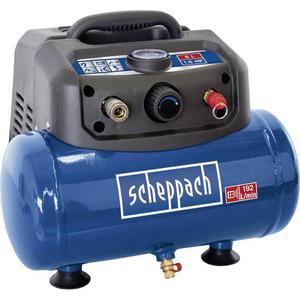 Kompressor 6L Scheppach HC06 - Schwarz/Blau