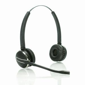 Kopfhörer Bluetooth mit Mikrophon Jabra Pro 9400 Duo - Schwarz