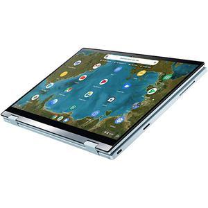 Asus Chromebook C433TA-AJ0043 Pentium Gold 1,6 GHz 64GB eMMC - 8GB AZERTY - Francês
