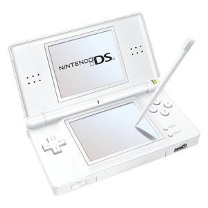 Console Nintendo DS Lite - Blanc
