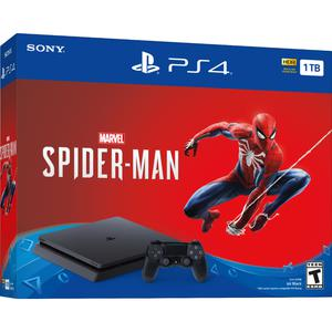 Sony PS4 1 To + Marvel's Spider-Man