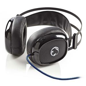 Nedis GHST300BK Gaming Ακουστικά Μικρόφωνο - Μαύρο