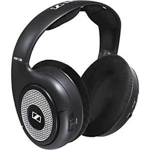 Kopfhörer Rauschunterdrückung mit Mikrophon Sennheiser RS 130 - Grau/Schwarz