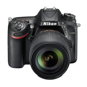 Reflex - NIKON D7200 - Noir + Objectif AF-S DX NIKKOR 18-105mm