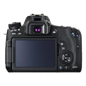 Canon EOS 760D -järjestelmäkamera vain vartalo - Musta