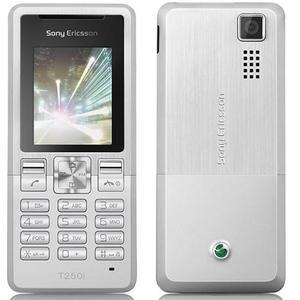 Sony Ericsson T250i - Gris- Débloqué