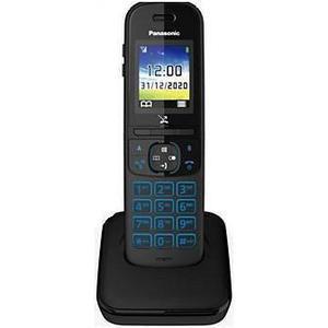 Festnetztelefon Panasonic KX-TGH710FRB - Schwarz