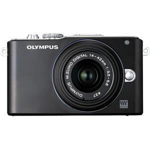 Hybride - Olympus Pen E-PL3 Noir Olympus M. Zuiko Digital 14-42 mm EZ