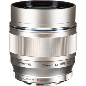Olympus 75mm f/1.8 ED