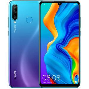 Huawei P30 Lite 128GB Dual Sim - Blu (Peacock Blue)