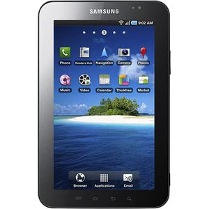"""P1000 Galaxy Tab (2010) 7"""" 16GB - WiFi + 3G - Negro - Libre"""