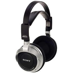 Casque Réducteur de Bruit Bluetooth Sony MDR-RF800RK - Noir/Gris