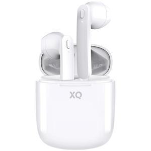 Xqisit True Wireless Lite Earbud Bluetooth Earphones - White