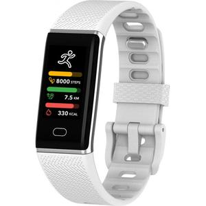 Smart Watch Cardio­frequenzimetro Mykronoz ZeTrack - Bianco