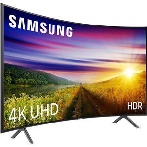 SMART TV Samsung LCD Ultra HD 4K 140 cm UE55NU7305 Incurvée