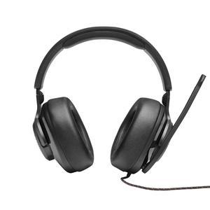 Cascos Gaming Micrófono Jbl Quantum 200 - Negro