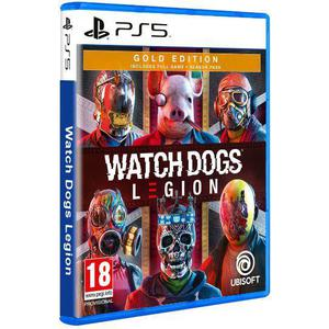 Watch Dogs Legion: Gold Edition - PlayStation 5