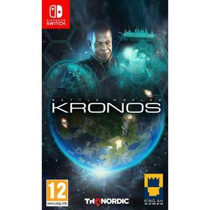 Battle Worlds Kronos - Nintendo Switch
