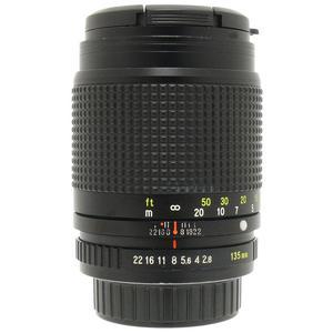Lente XR 135mm f/2.8
