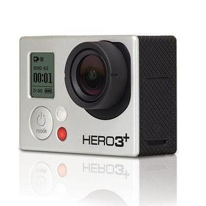 Action Cam GoPro Hero3 + - Argento/Nero