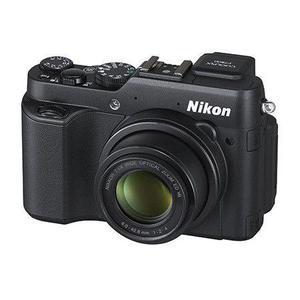 Compactcamera Nikon CoolPix P7800 - Zwart + Lens Nikon 28-200mm f/2-4