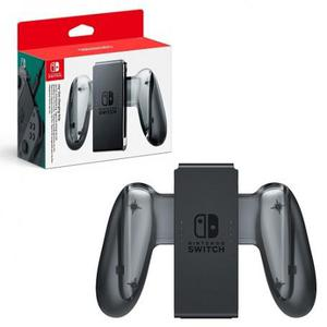 Ladestation Nintendo Switch Joy-Con Charging Grip - Schwarz/Grau