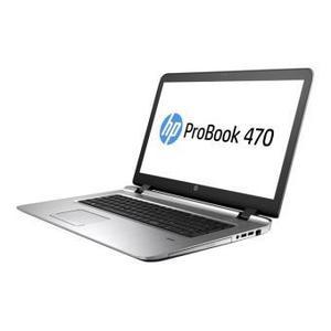 HP ProBook 470 G3 17,3-inch (2015) - Core i5-6200U - 8GB - SSD 240 GB AZERTY - Francês