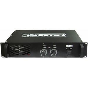 Amplificateur Power Acoustics ST 1200 - Noir