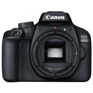 Reflex - Canon EOS 4000D Noir Canon Canon Zoom Lens EF-S 18-55 mm f/3.5-5.6 III