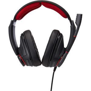 Sennheiser GSP 350 Kuulokkeet Gaming Mikrofonilla - Musta/Punainen