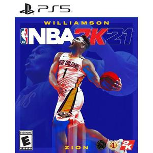 NBA 2K21 Williamson - PlayStation 5