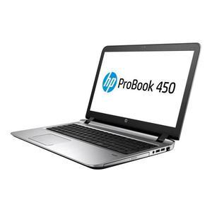 """HP ProBook 450 G3 15"""" Core i5 2,3 GHz - SSD 128 GB - 4GB - teclado francés"""