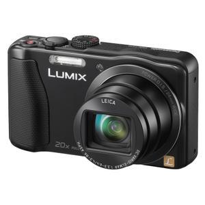 Compactcamera Panasonic Lumix DMC-TZ55 Zwart + Lens Leica DC Vario-Elmar 4.3-86.0 mm f/3.3-6.4