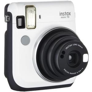 Cámara instantánea - Fujifilm INSTAX MINI 70 - Blanca