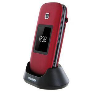 Telefunken TM 260 Cosi - Rood- Simlockvrij