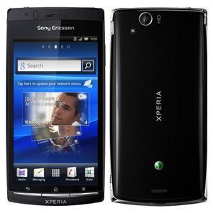 Sony Xperia Arc S - Noir- Débloqué