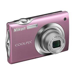 Nikon Coolpix S4000 - Nikkor 4x Wide Optical Zoom 27-108mm f/3.2-5.9