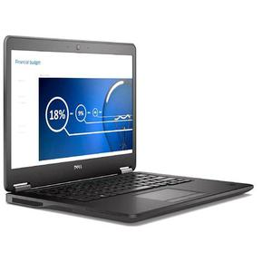"Dell Latitude E7450 14"" Core i5 2,2 GHz - SSD 256 GB - 8GB AZERTY - Frans"