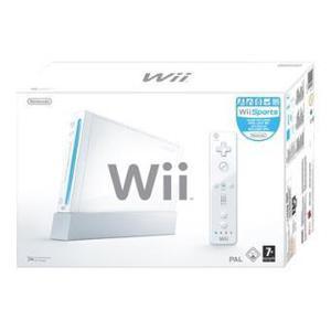 Console de salon Nintendo Wii Sports Pack