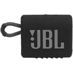 JBL GO 3 Speaker Bluetooth - Zwart