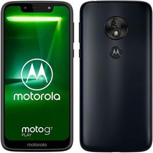 Motorola Moto G7 Play 32 GB - Black - Unlocked