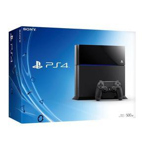 PlayStation 4 - HDD 500 GB - Negro