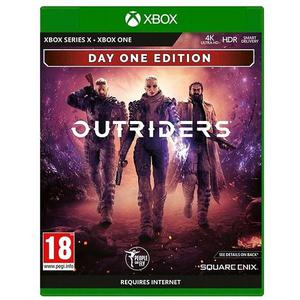 Outriders: Day One Edition - Xbox One