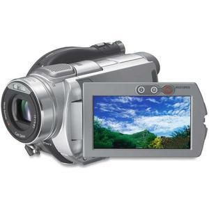 Caméra Sony Handycam DCR-DVD505 - Gris/Noir