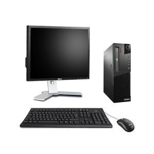 """Lenovo ThinkCentre M82 SFF 22"""" Core i3 3,3 GHz - HDD 250 Go - 4 Go"""