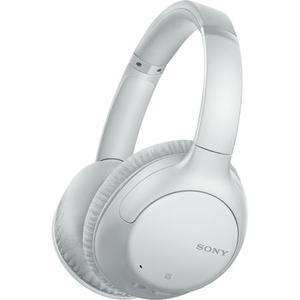 Cuffie Riduzione del Rumore Bluetooth con Microfono Sony WH-CH710NW - Bianco