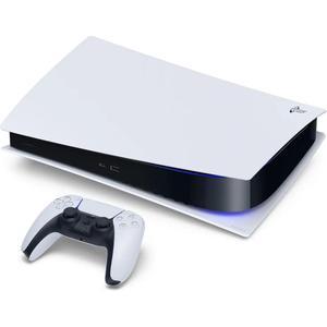 PlayStation 5 - HDD 825 GB - Weiß/Schwarz