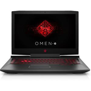 "HP Omen 17-AN101NF 17"" Core i7 2,2 GHz - SSD 256 GB + HDD 1 TB - 16GB - NVIDIA GeForce GTX 1070 QWERTY - Fins"
