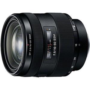 Objectif Sony A 16-50 mm f/2.8