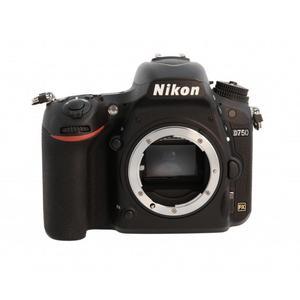 Nikon D750 Reflex 24 - Preto